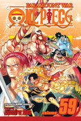 One Piece Manga Volume 59