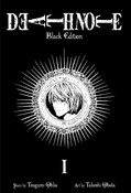 Death Note Black Edition Manga Volume 1