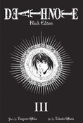Death Note Black Edition Manga Volume 3