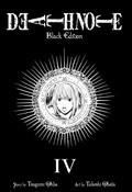 Death Note Black Edition Manga Volume 4
