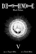 Death Note Black Edition Manga Volume 5