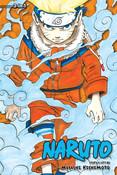 Naruto 3 in 1 Edition Manga Volume 1