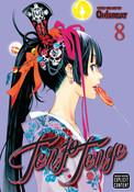 Tenjho Tenge Manga Volume 8