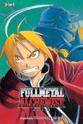 Fullmetal Alchemist Manga Omnibus 1 (Volumes 1-3)