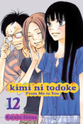 Kimi ni Todoke From Me to You Manga Volume 12