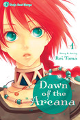 Dawn of the Arcana Manga Volume 1
