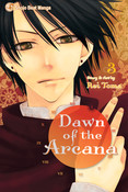 Dawn of the Arcana Manga Volume 3
