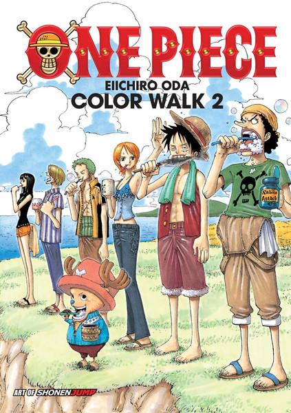 One Piece Color Walk Artbook 2