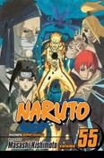 Naruto Manga Volume 55