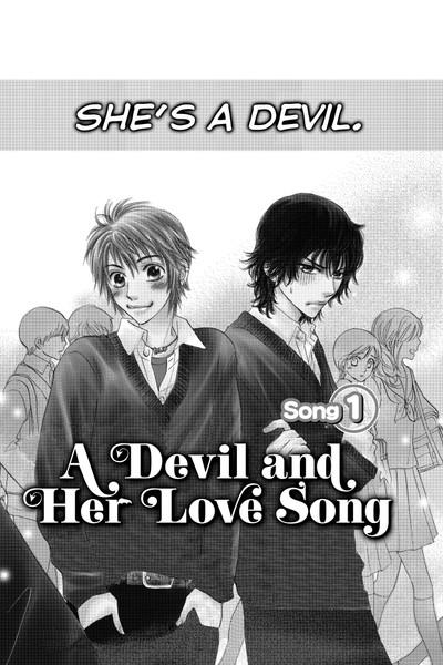 Devil and Her Love Song Manga Volume 1