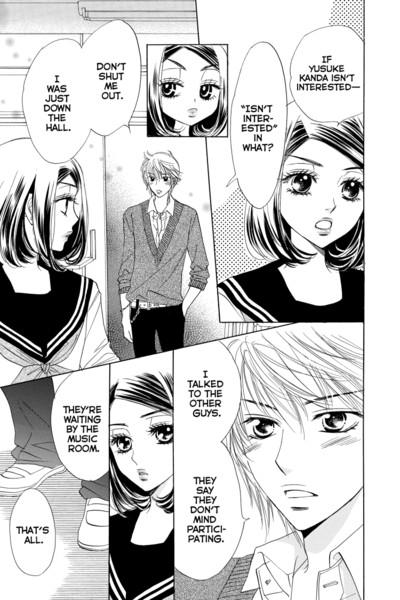 Devil and Her Love Song Manga Volume 3