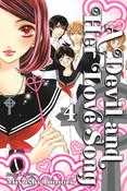 Devil and Her Love Song Manga Volume 4