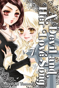 Devil and Her Love Song Manga Volume 7
