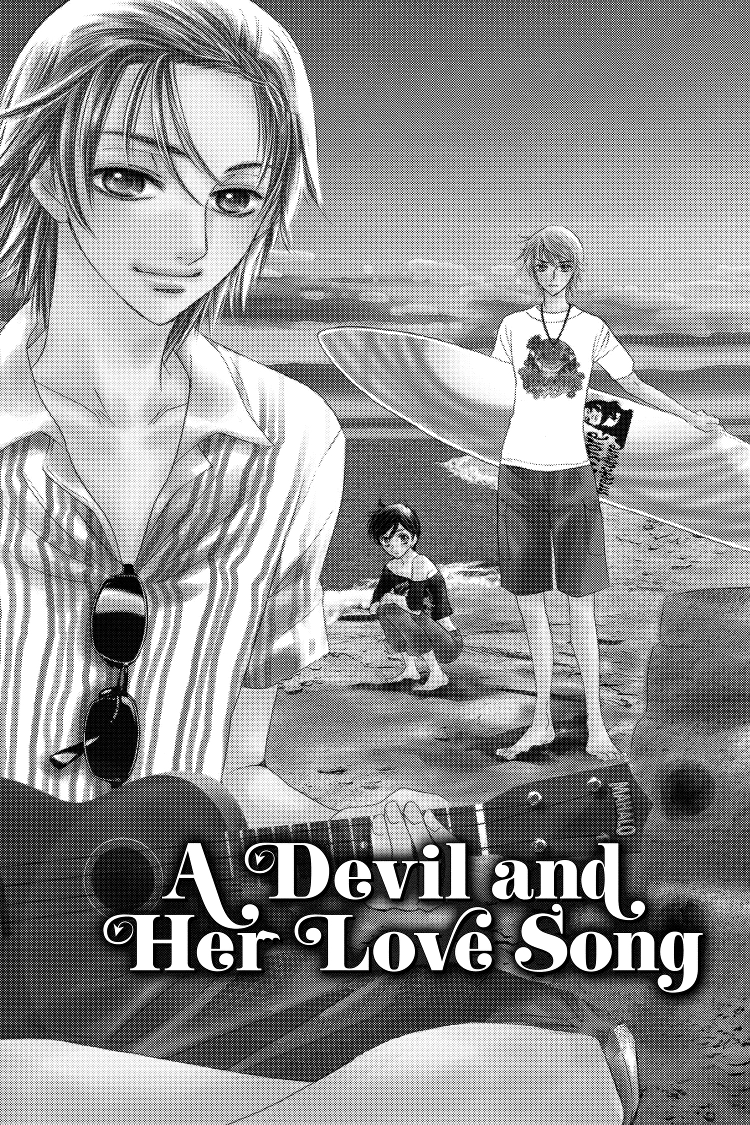 Devil and Her Love Song Manga Volume 9
