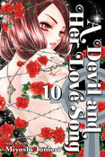 Devil and Her Love Song Manga Volume 10