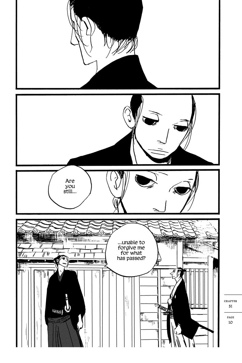 House of Five Leaves Manga Volume 8