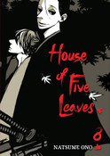 House of Five Leaves Manga Volume 8