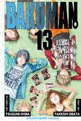 Bakuman Manga Volume 13