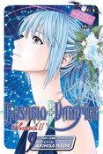 Rosario+Vampire Season II Manga Volume 9