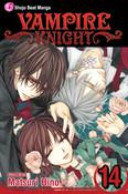 Vampire Knight Manga Volume 14