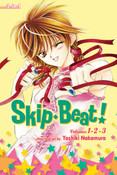 Skip Beat! 3 in 1 Edition Manga Volume 1