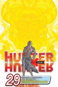 Hunter X Hunter Manga Volume 29