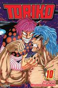 Toriko Manga Volume 10