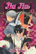 Jiu Jiu Manga Volume 3