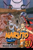 Naruto Manga Volume 57