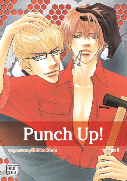Punch Up! Manga Volume 1