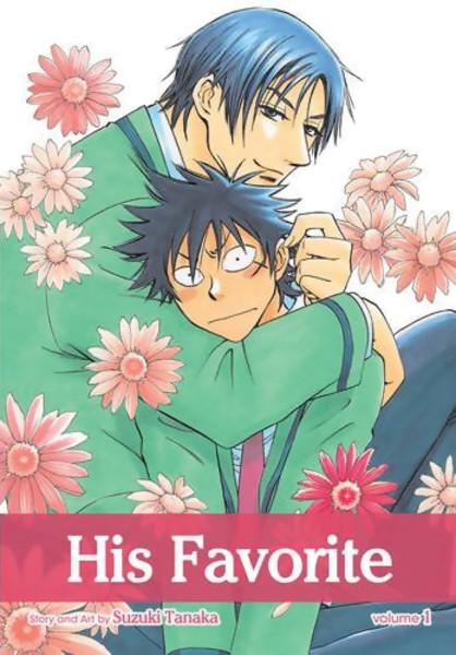 His Favorite Manga Volume 1