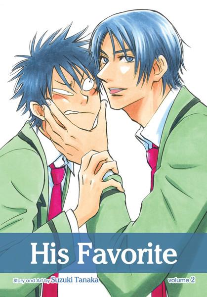 His Favorite Manga Volume 2