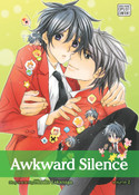Awkward Silence Manga Volume 2