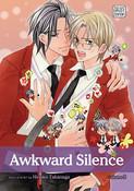 Awkward Silence Manga Volume 3