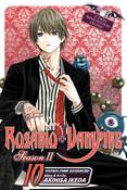 Rosario+Vampire Season II Manga Volume 10