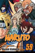 Naruto Manga Volume 59