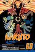 Naruto Manga Volume 60