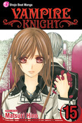 Vampire Knight Manga Volume 15