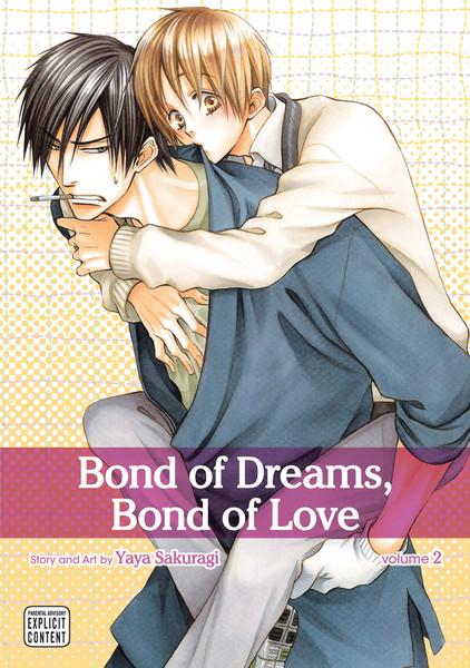Bond of Dreams, Bond of Love Manga Volume 2