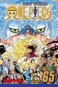 One Piece Manga Volume 65