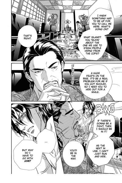Starting With a Kiss Manga Volume 1