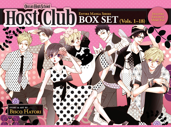 Ouran High School Host Club Complete-Series Classic Blu-Ray