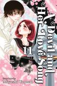 Devil and Her Love Song Manga Volume 11