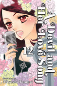 Devil and Her Love Song Manga Volume 12