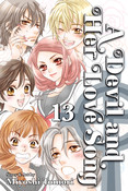 Devil and Her Love Song Manga Volume 13
