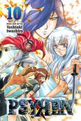 Psyren Manga Volume 10