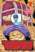 Toriko Manga Volume 18