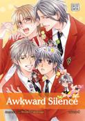 Awkward Silence Manga Volume 4