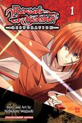 Rurouni Kenshin Restoration Manga Volume 1