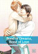 Bond of Dreams, Bond of Love Manga Volume 4